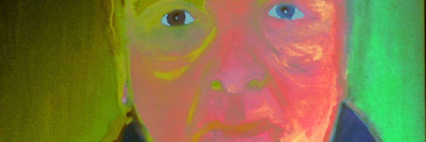 Self-Portrait – Work in Progress