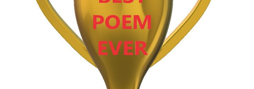 Poems for competitions