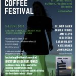 Crime and Coffee Festival 2019 - Cardiff Central Library